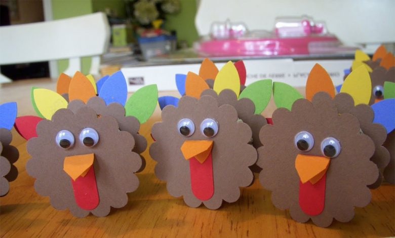 Photo of 15 Thanksgiving Craft Ideas For Kids