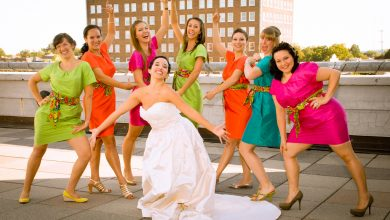 Photo of Top 18 Mismatched Bridesmaid Dresses Ideas