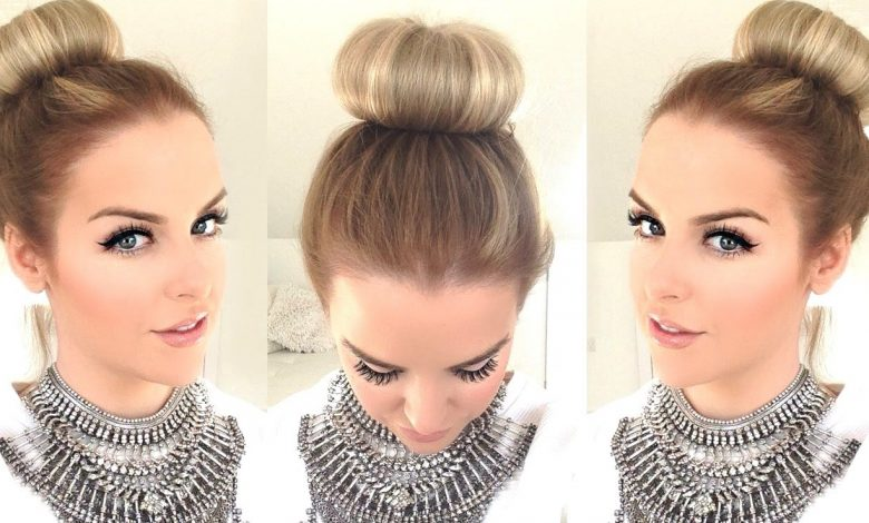 Photo of 4 Elegant Bun Hairstyle Tutorials Ready In Minutes