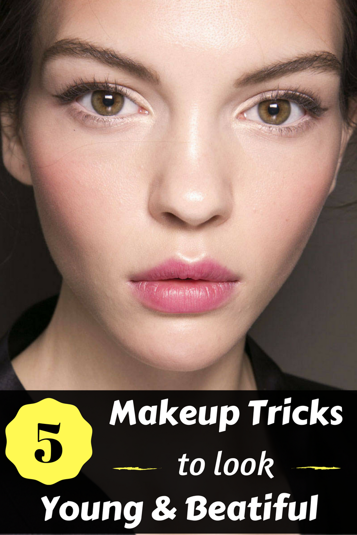 5 Makeup Tricks To Look Young And Beautiful - ZoomZee.org - photo#23