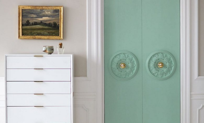 Photo of 10 Awesome Closet Door Makeover