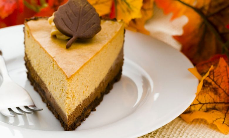 Photo of Delicious No Baking Oreo Pumpkin Cheesecake