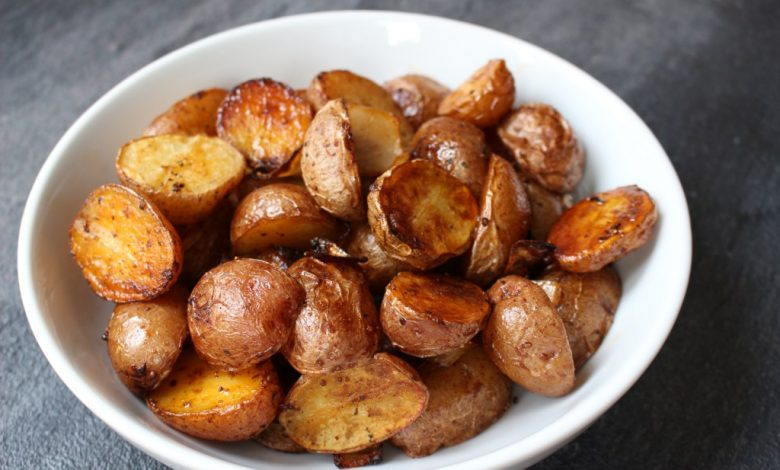 """Photo of The Roasted Potatoes """"Walk Of Fame"""" – The Best 18 Recipes You'll Ever Find"""