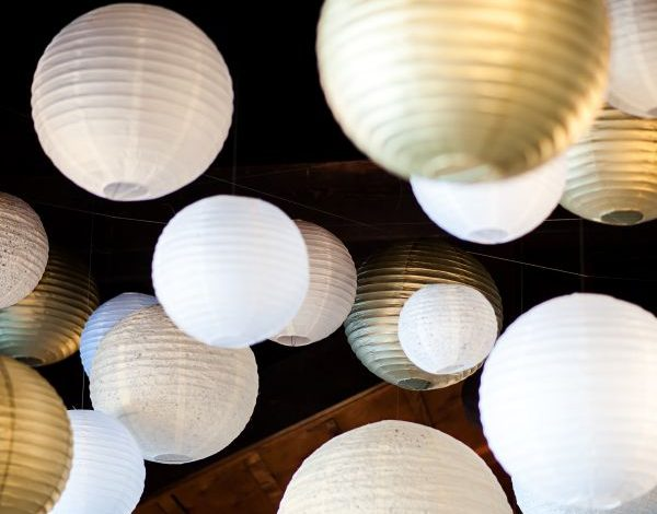 Photo of 10 Elegant Paper Lanterns For Your Wedding