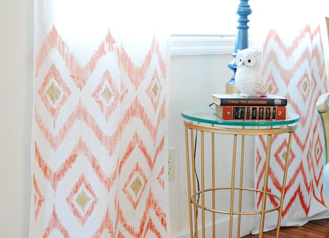 Photo of 10 Diy Curtain Makeover Projects