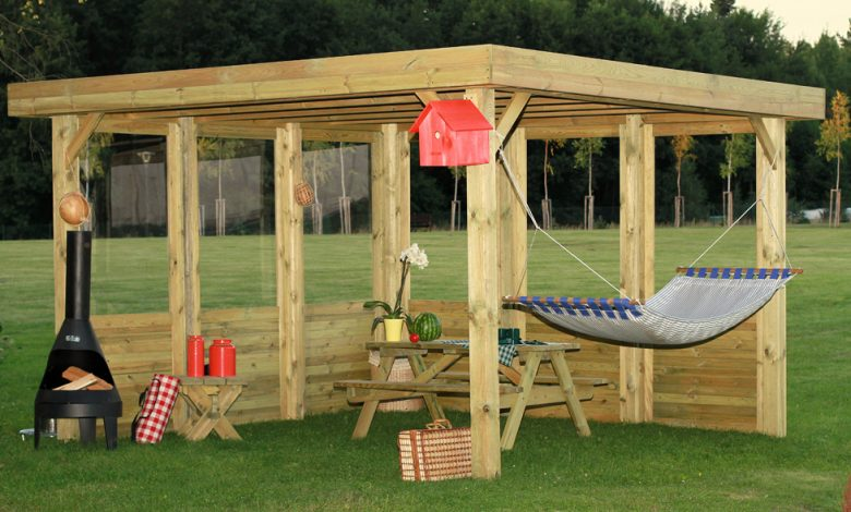 Photo of Top 13 DIY Pergola And Gazebo Ideas To Create Your Peaceful Refuge