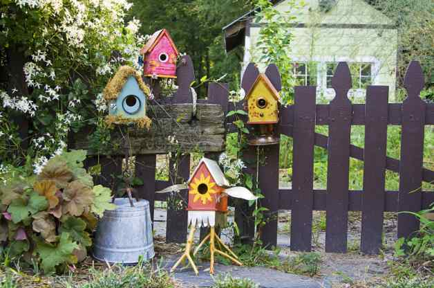 Photo of 10 Cute And Cozy Birdhouse Projects To Fill Your Garden With Joy And Lovely Songs