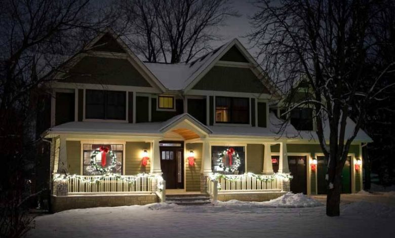 Photo of 12 Christmas Porch Decoration Ideas For A Warm Welcome. Pick Your Favorite