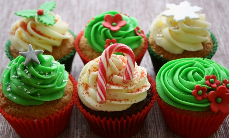 Photo of 14 Christmas Theme Cupcakes That Will Look Better In Your Stomach