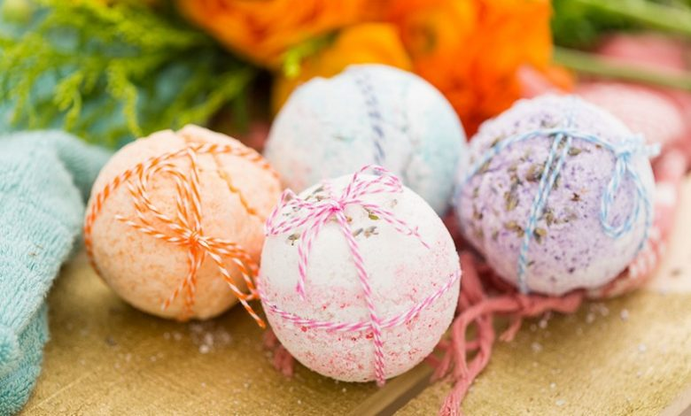 Photo of 15 Natural Bath Bombs
