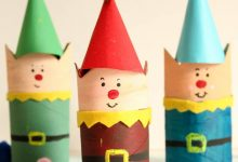 Photo of 12 Super Cute DIY Christmas Crafts For Kids To Make