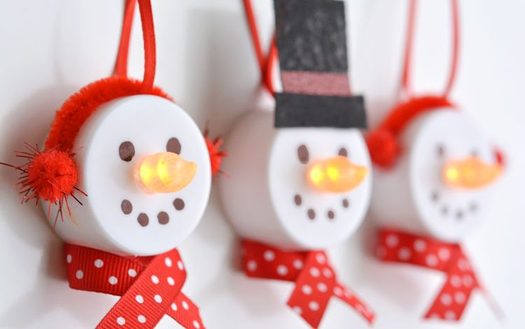 Photo of 12 DIY Christmas Crafts That Will Brighten Your Home