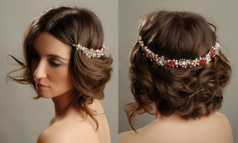 Photo of Top 30 Marvelous Hairstyles For Short Haired Brides