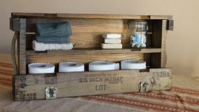 Photo of Top 20 DIY Bathroom Pallet Projects On A Budget