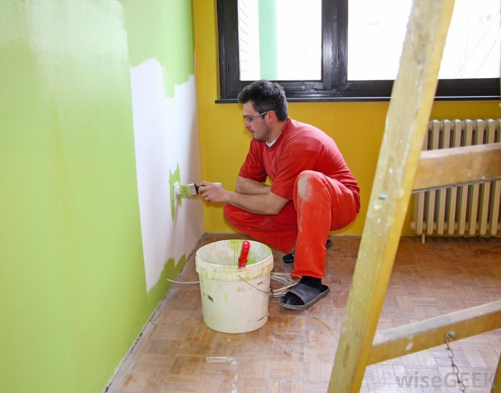 washable wall paintHow To Paint Without Traces 4 Easy Steps To Follow When You Use