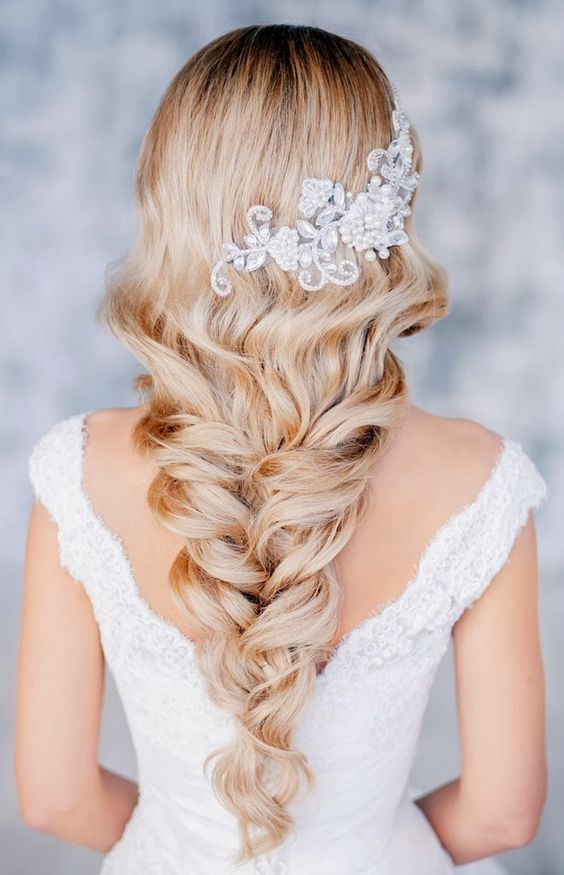 3.-Long-wedding-hairstyles-with-hair-jewelry