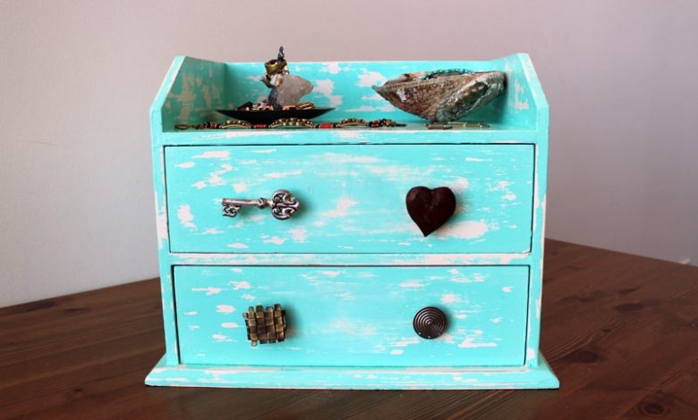 Photo of 10 Great Diy Jewerly Box Ideas