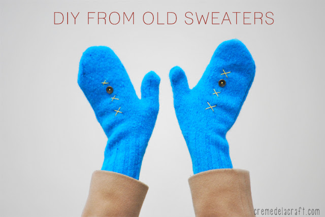 Photo of 15 Projects to Turn Your Old Sweaters