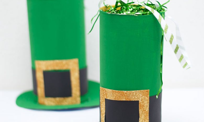 Photo of 10 Easy St Patricks Day Crafts