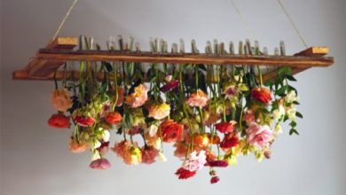 Photo of 5 Diy Flower Chandelier