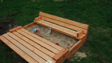 Photo of 10 Diy Sandboxes Ideas Your Kids Will Love