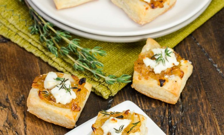 Photo of Top 5 Puff Pastry Bites