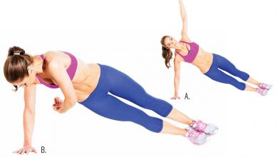 Photo of Top 10 Exercises That Will Melt Your Muffin Top Faster Than Snow