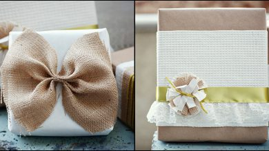 Photo of 20 Ingenious Burlap DIY Projects To Beautify Your Home With