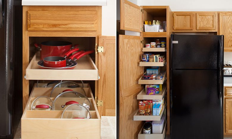 Photo of 15 Space-Friendly Organization Ideas For Your Small Pantry