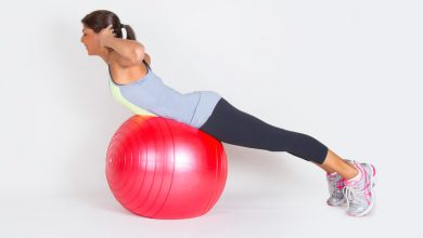 Photo of Top 6 Yoga Ball Exercises To Tone And Firm Your Butt