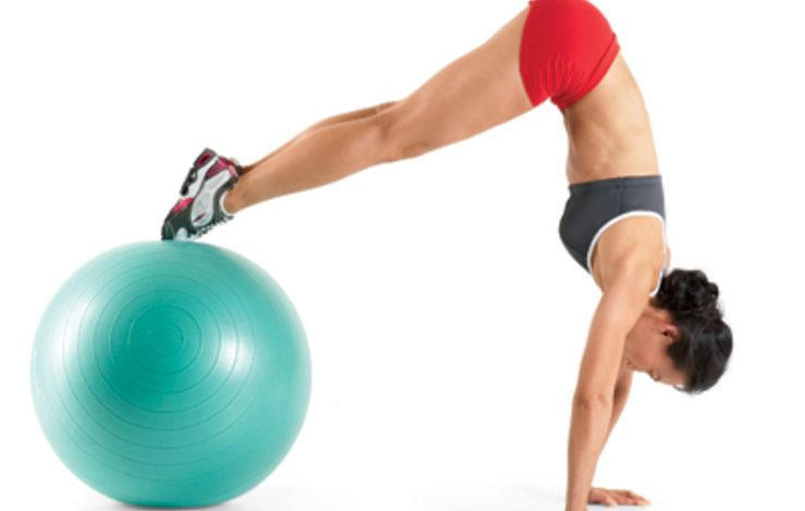 Photo of Prepare Your Body For Summer With This Total Body Stability Ball Workout